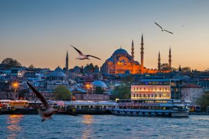 Турпоток из Украины в Турцию вырос