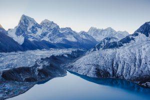 Шпионские снимки проявили масштаб таяния гималайских ледников