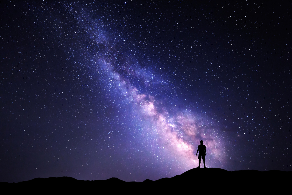 Астрономы нашли галактику, столкнувшуюся с Млечным Путем