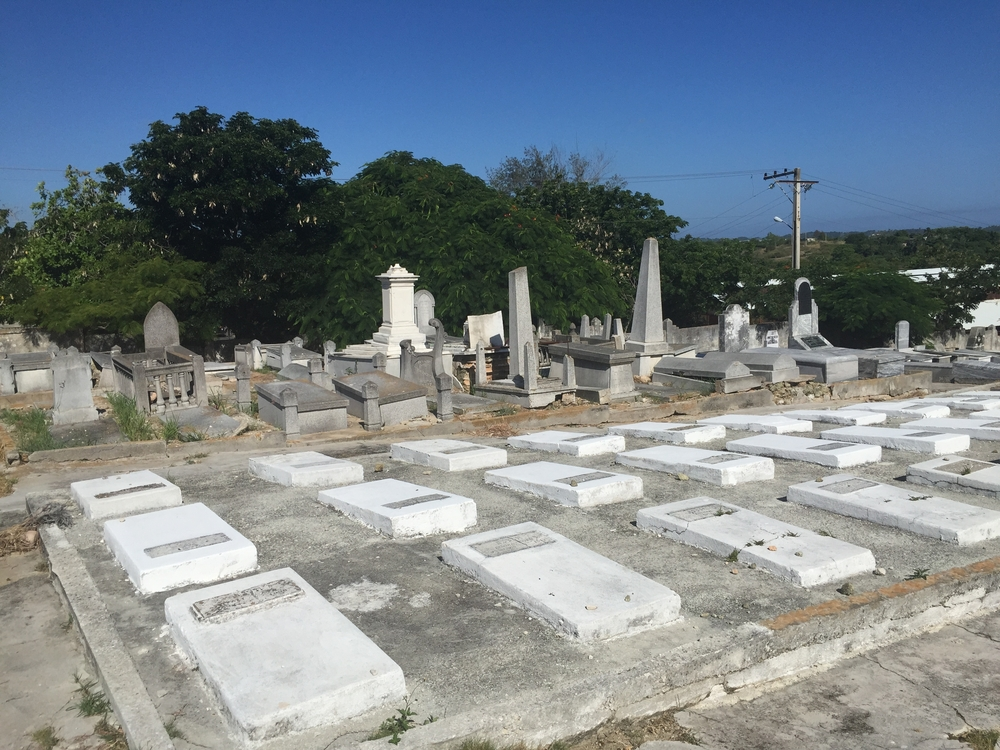 В Гаване возрождают старое еврейское кладбище