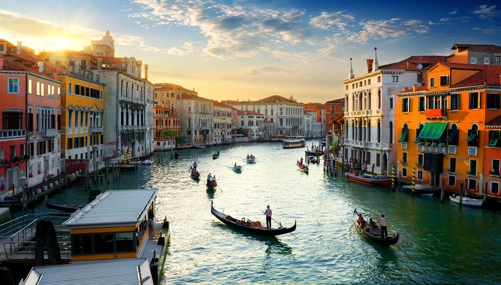 Венеция хочет «черную метку»