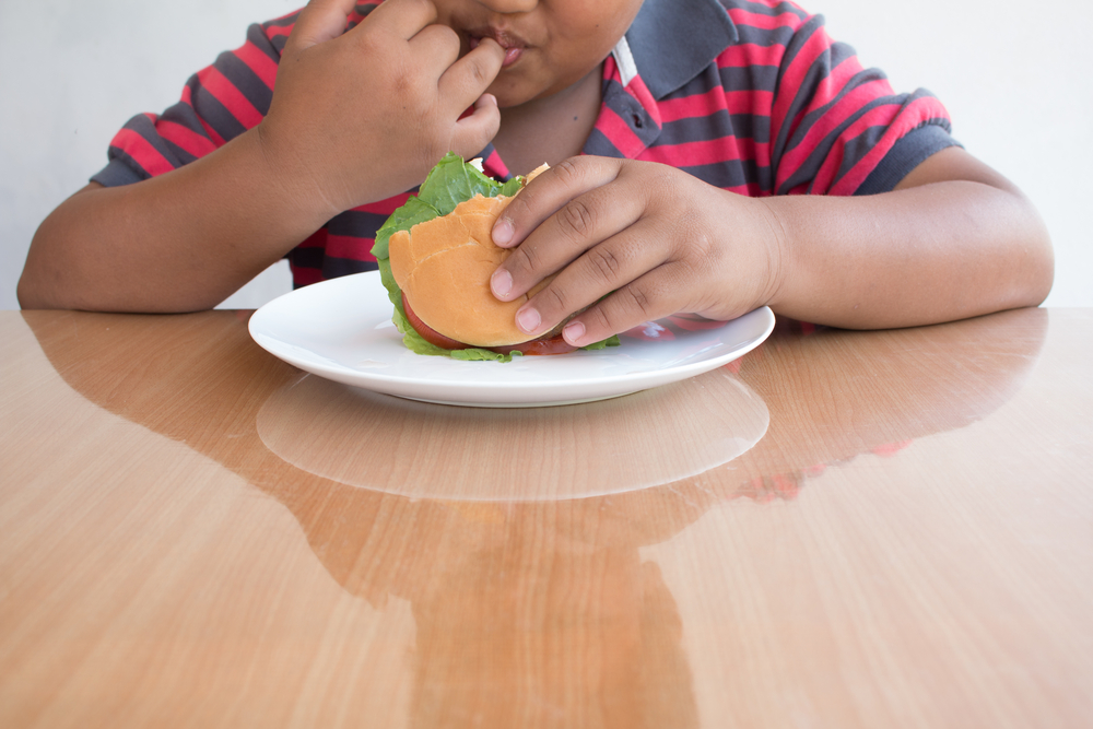 Развод родителей грозит ребенку ожирением