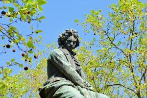 Прядь волос Бетховена продадут на аукционе Sotheby's