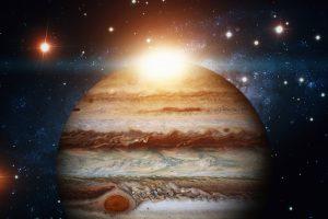 В ночь на 11 июня над Землей взойдет Юпитер