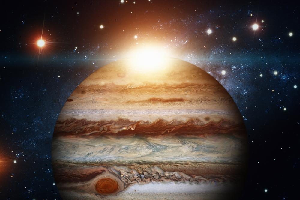 В ночь на 11 июня над Землей взойдет Юпитер.Вокруг Света. Украина