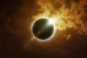 В Великобритании показали первую в истории съемку затмения