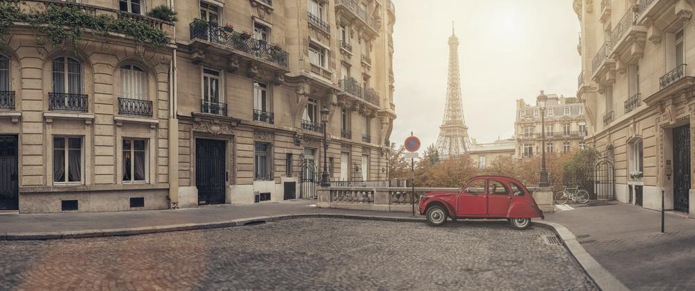 Париж запретил старые дизельные авто