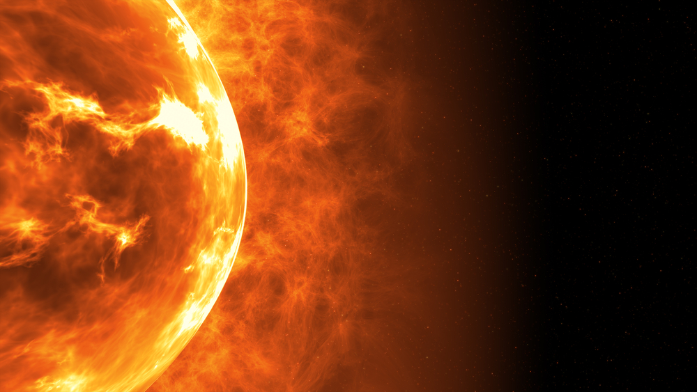 Солнечные супервспышки могут отключить электронику на Земле