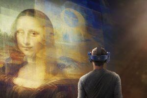 Лувр покажет Мону Лизу с помощью виртуальной реальности