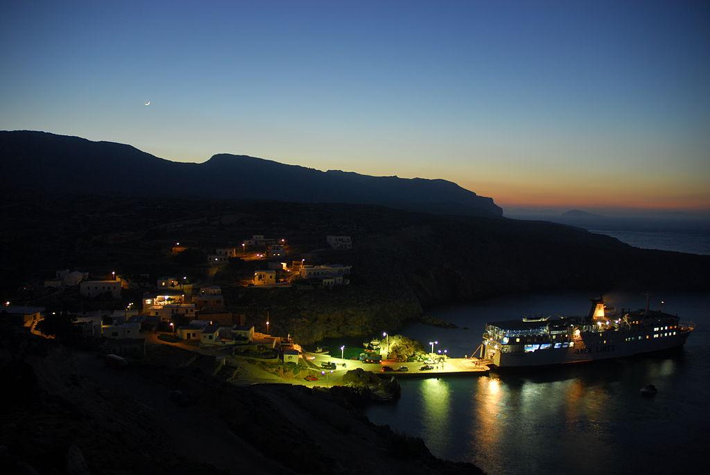 В Греции за зарплату приглашают поселиться на острове