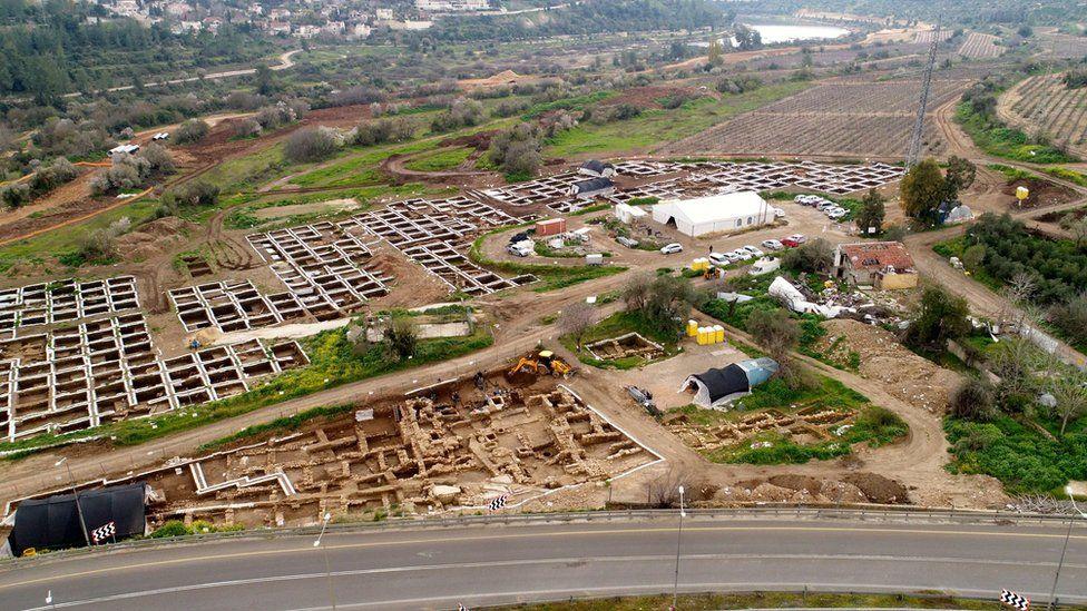 В Израиле обнаружено 9000-летнее поселение