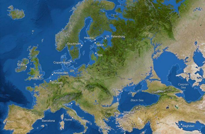 Глобальное потепление: National Geographic рассказал, что будет с Украиной.Вокруг Света. Украина