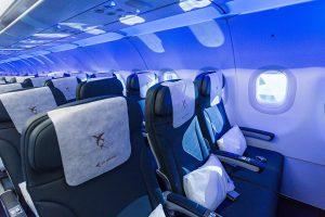 Флот авиакомпании Air Astana пополнится двумя самолетами Airbus A320neo