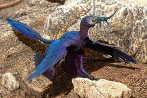 В желудке динозавра нашли ящерицу неизвестного вида