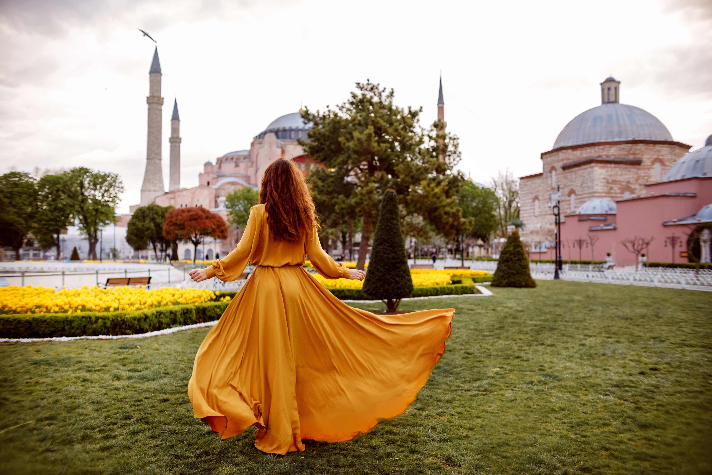 25 инстаграмных мест Стамбула.Вокруг Света. Украина