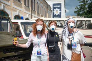 В Киеве туристов поведут по местам съемок сериала