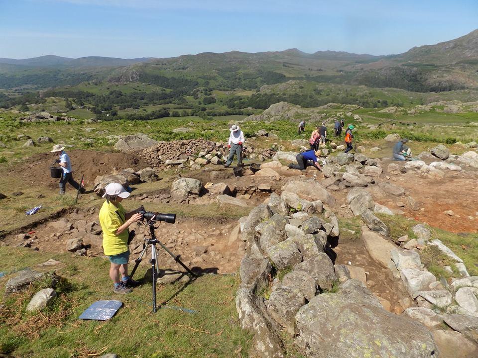 Британские археологи раскопали городище железного века