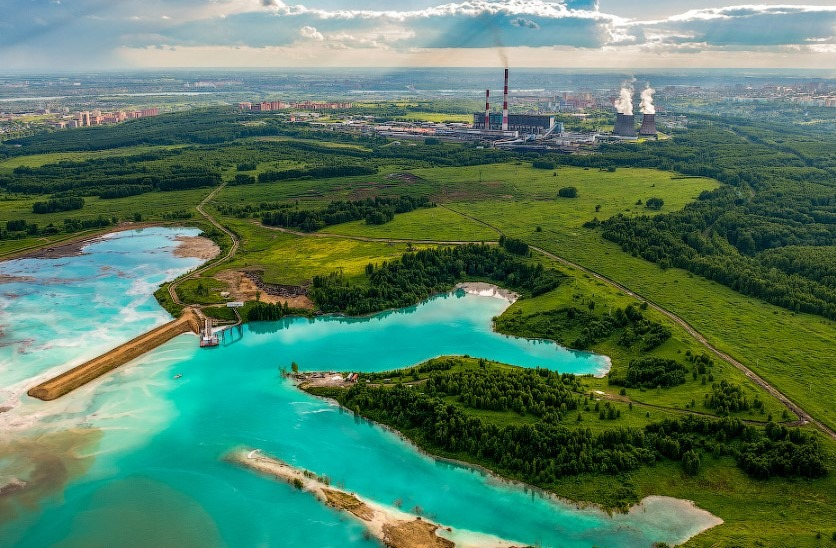 Любимое инстаграмерами сибирское озеро токсично.Вокруг Света. Украина
