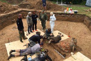 Останки любимого генерала Наполеона найдены в России под танцплощадкой