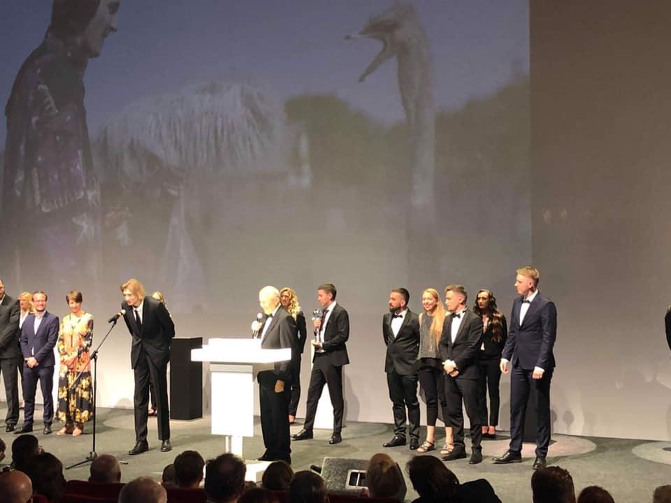 Украинский фильм получил специальный приз кинофестиваля в Карловых Варах