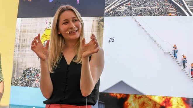 Датчанка стала самым молодым депутатом в истории Европарламента