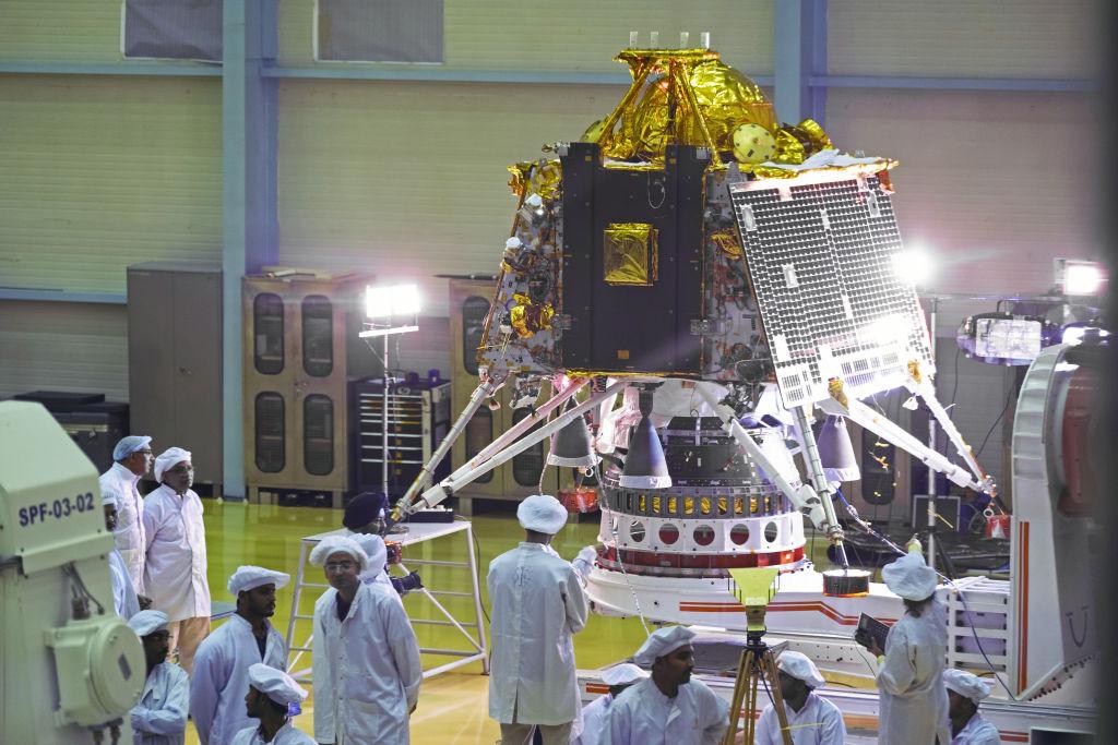 Индийская лунная миссия стоит дешевле, чем съемки «Интерстеллар»