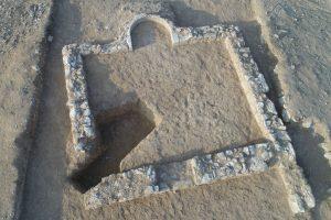 В израильской пустыне нашли руины одной из старейших мечетей
