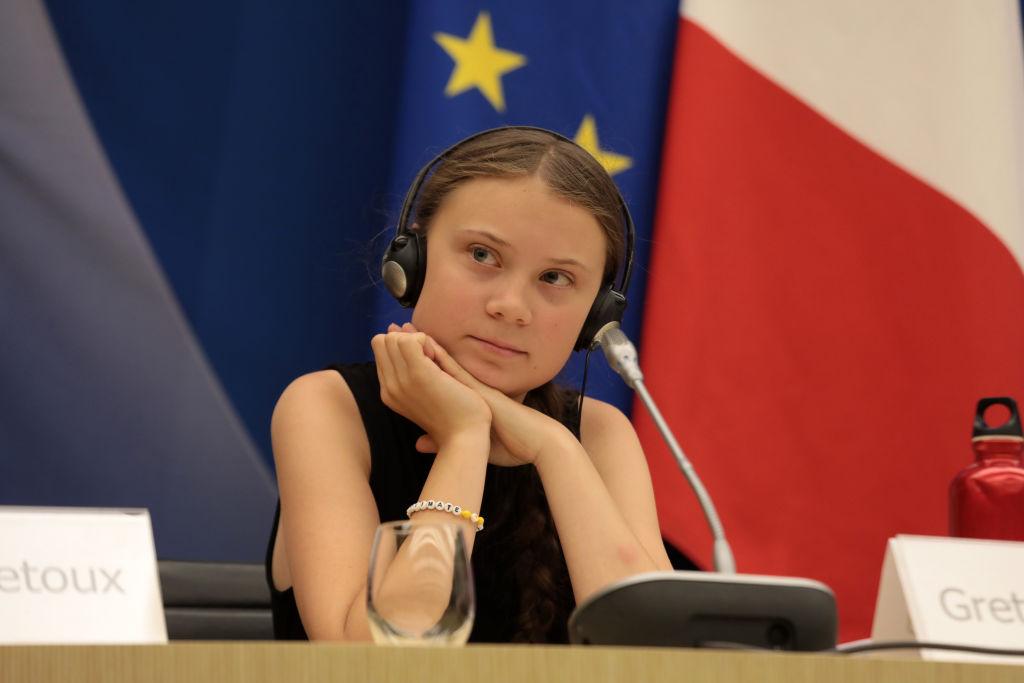Эко-активистка Грета Тунберг пересечет Атлантику на электрической яхте.Вокруг Света. Украина