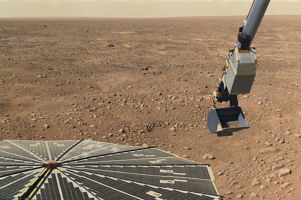 Ученые нашли способ сделать Марс пригодным для сельского хозяйства