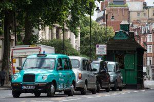 Легендарные такси Лондона будут очищать воздух