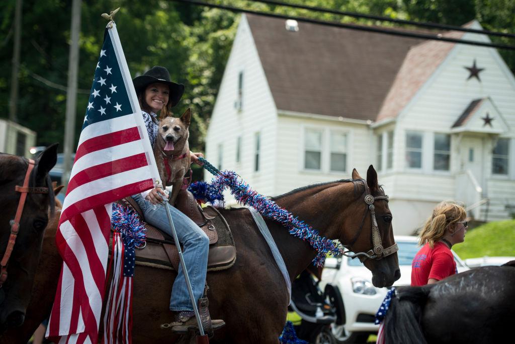 День независимости США: как американцы празднуют 4 июля.Вокруг Света. Украина