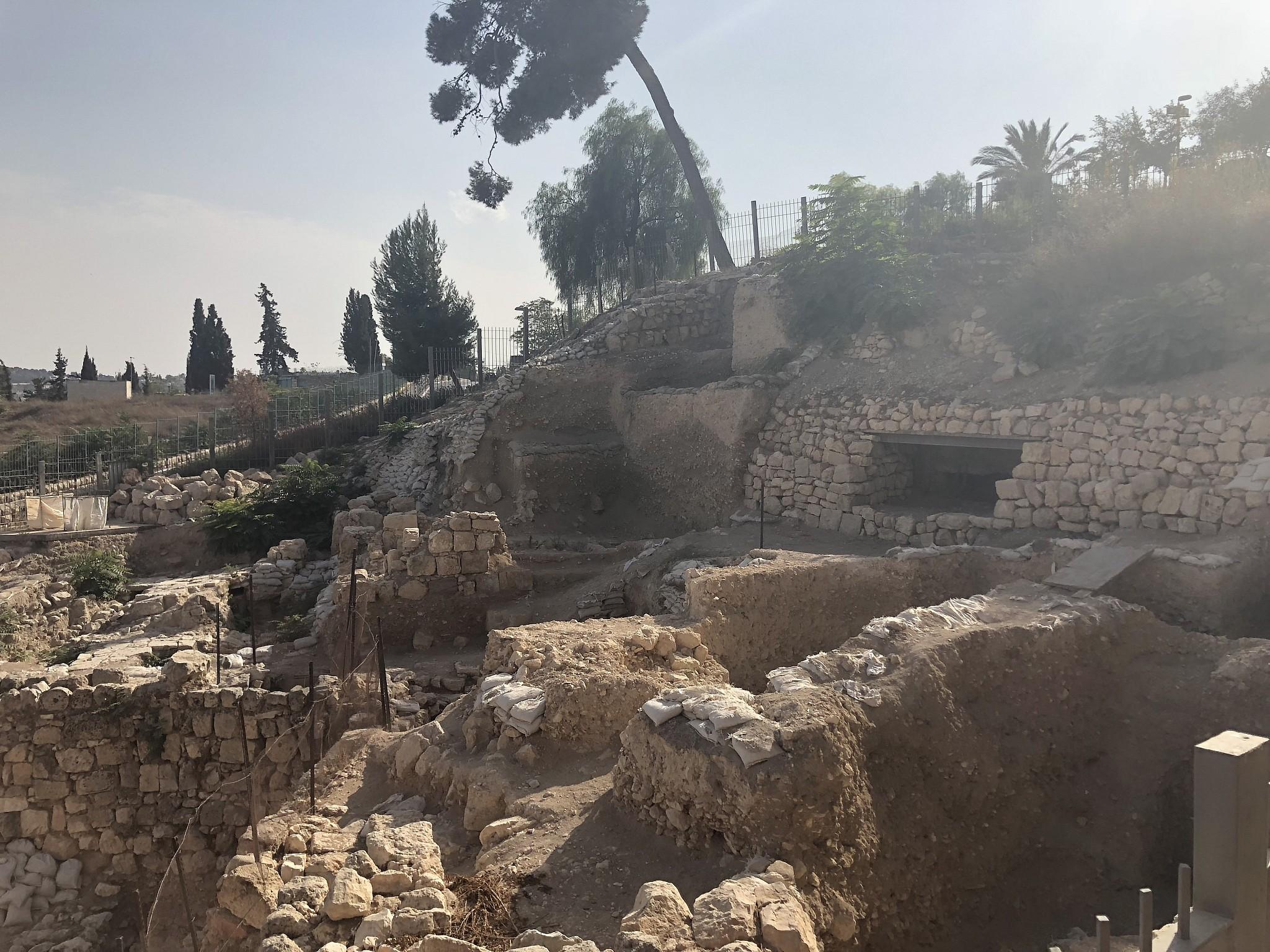 осада Иерусалима
