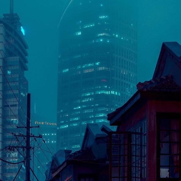 Исчезающие улицы Шанхая