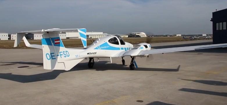 Самолет впервые приземлился в полностью автономном режиме.Вокруг Света. Украина