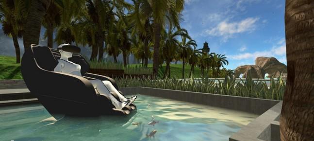 В Лос-Анджелесе открывается первый массажный салон с виртуальной реальностью