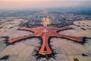 В Китае построили крупнейший в мире аэропорт