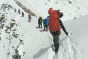 Камера GoPro стала «черным ящиком» погибших альпинистов