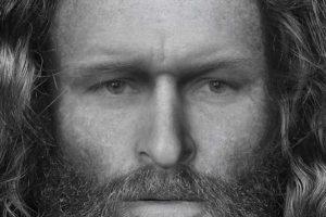 Лицо древнего вождя, принесенного в жертву 1400 лет назад