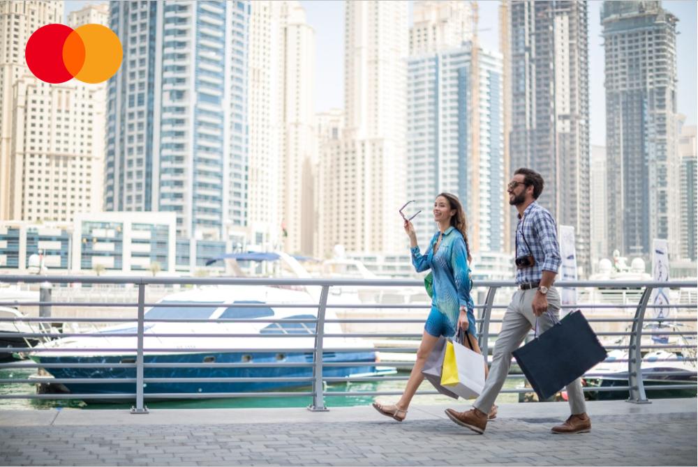 Кто и куда больше всего путешествует: исследование Mastercard