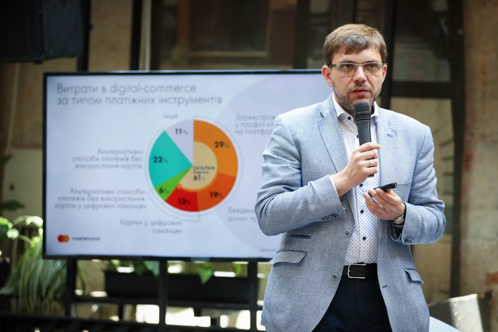87% украинцев считают смартфон альтернативой банковским картам