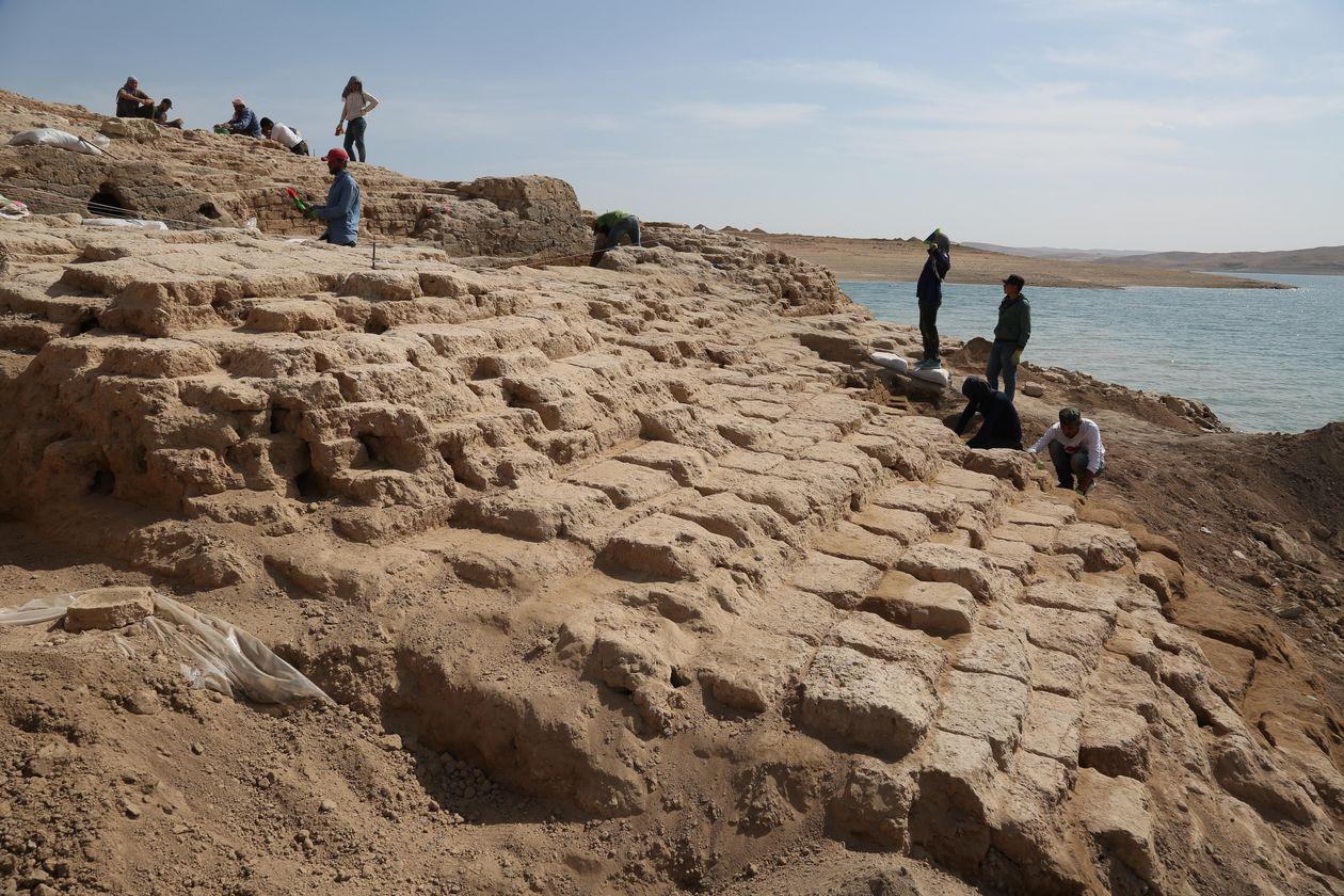 В Иракском Курдистане раскопали дворец времен империи Митанни