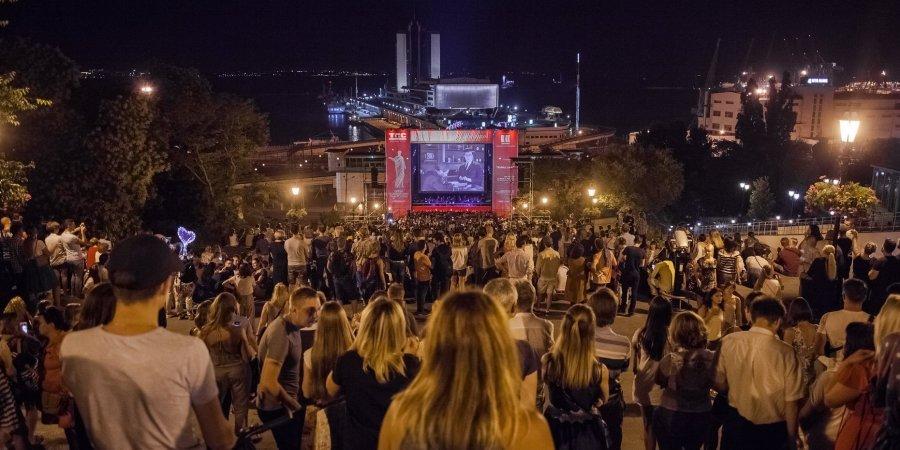ТОП-10 событий Одесского кинофестиваля