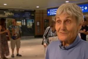 Американка в 89 лет поднялась на Килиманджаро