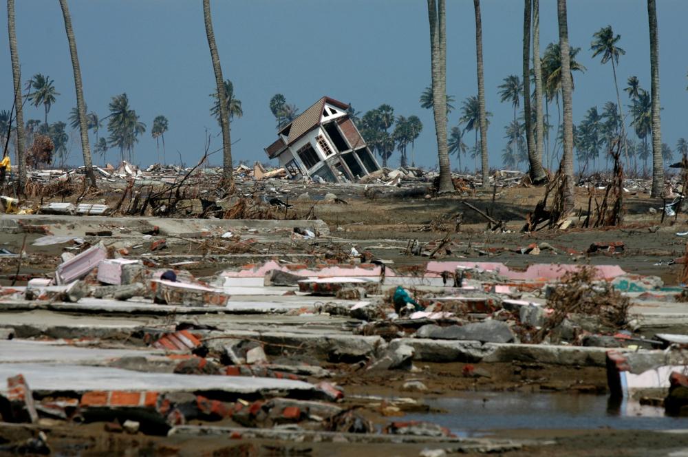 Каждую неделю случается одна катастрофа, связанная с изменением климата - ООН