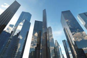 Стеклянные небоскребы приближают климатическую катастрофу