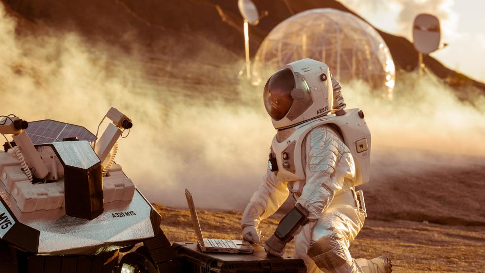 Марс хотят накрыть куполом.Вокруг Света. Украина