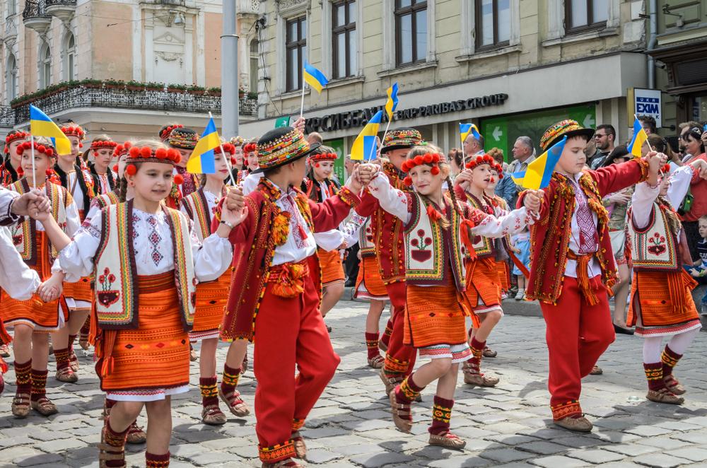 Украинцы возглавили рейтинг самых сексуальных наций