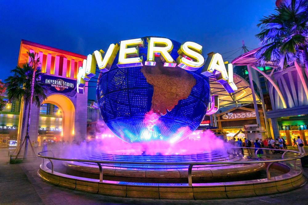 ТОП-25 лучших парков развлечений мира