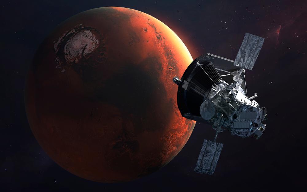 NASA построит на Луне станцию для покорения Марса