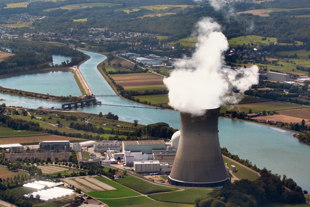 ВШвейцарии разберут иутилизируют АЭС - впервые в мире.Вокруг Света. Украина